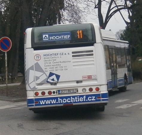 Hochtief Purkyňova ulice (29.3.2012)