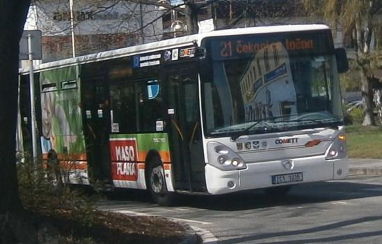 35(2C1 1035) Husův park (27.4.2012)