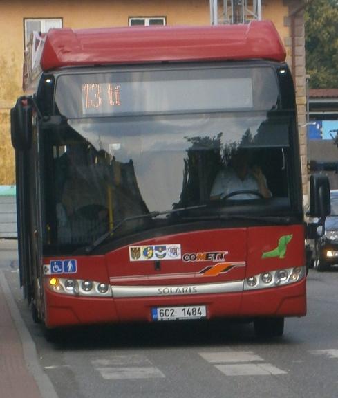 84(6C2 1484) autobusové nádraží (14.7.2013)