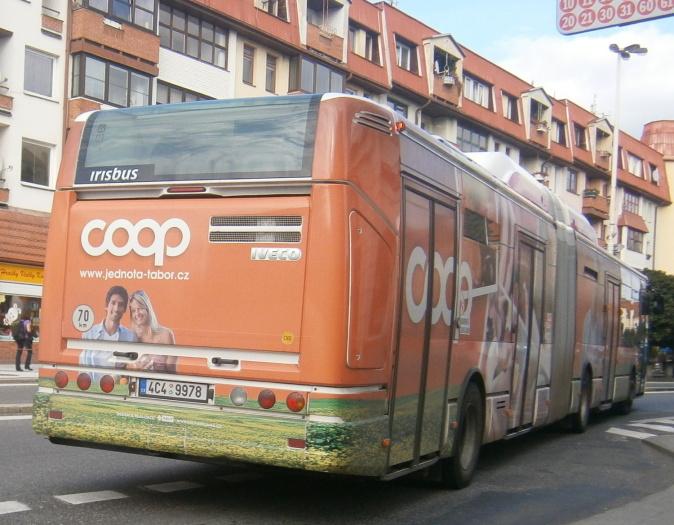 COOP(4C4 9978) Křižíkovo náměstí (6.9.2012)