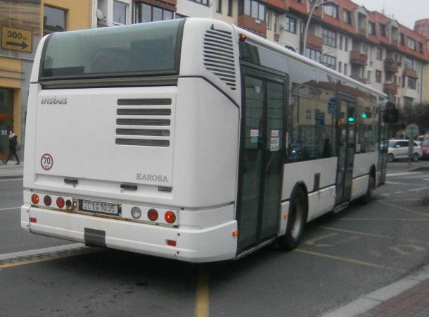 35(2C1 1035) Křižíkovo náměstí (17.2.2015)